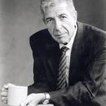Leonard Cohen - Foto por Laszlo. © August 2001 Sony Music
