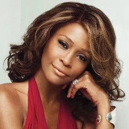 Whitney Houston. Foto de su perfil público oficial de Facebook del 11 de febrero del 2012.
