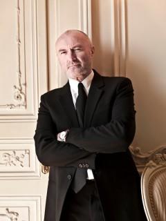 Phil Collins - Foto Fuente: Facebook Oficial 17-Jun-2010