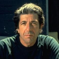 Leonard Cohen Joven - Foto Fuente: Desconocida