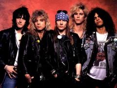 Guns N' Roses - Foto Fuente: Desconocida