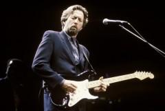 Eric Clapton - Foto Fuente: Desconocida
