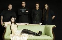 Evanescence - Foto Fuente: Desconocida
