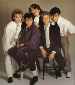 Duran Duran - Foto Fuente: Desconocida