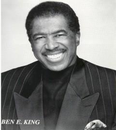 Ben E. King - Foto Fuente: Desconocida