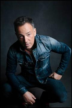 Bruce Springsteen - Foto Fuente Facebook Oficial (9-Ene-2014)