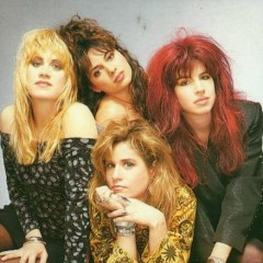 The Bangles - Foto Fuente Facebook Oficial (30-Nov-2011)