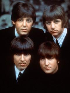 The Beatles 1965 - Foto Fuente Desconocida