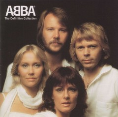 ABBA The Definitive Collection Album