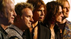 Aerosmith - Foto Fuente: Desconocida
