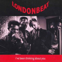 Londonbeat - Álbum Portada - I've Been Thinking About You