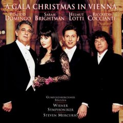 Plácido Domingo - A Gala Christmas In Vienna