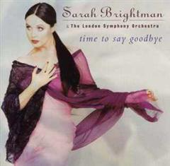 Sarah Brightman - Time To Say Goodbye - Álbum