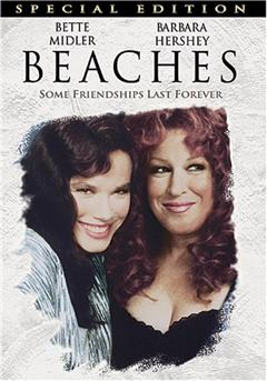 Bette Midler - Beaches (DVD Película)