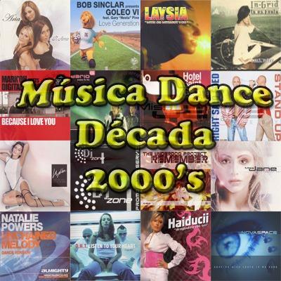 lista de musica bailable: