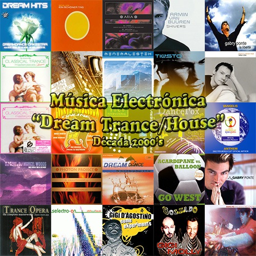 Lo mejor del dream trance y house d cada 2000 s for 2000 s house music