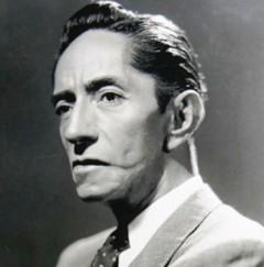 Agustín Lara - Foto fuente desconocida