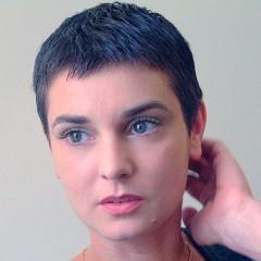 Sinéad O'Connor - Foto Fuente: Desconocida