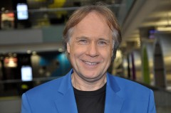 Richard Clayderman - BBC Breakfast - Foto Fuente: Facebook Oficial (4-Feb-2013)